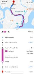 google_Maps orientierung venedig