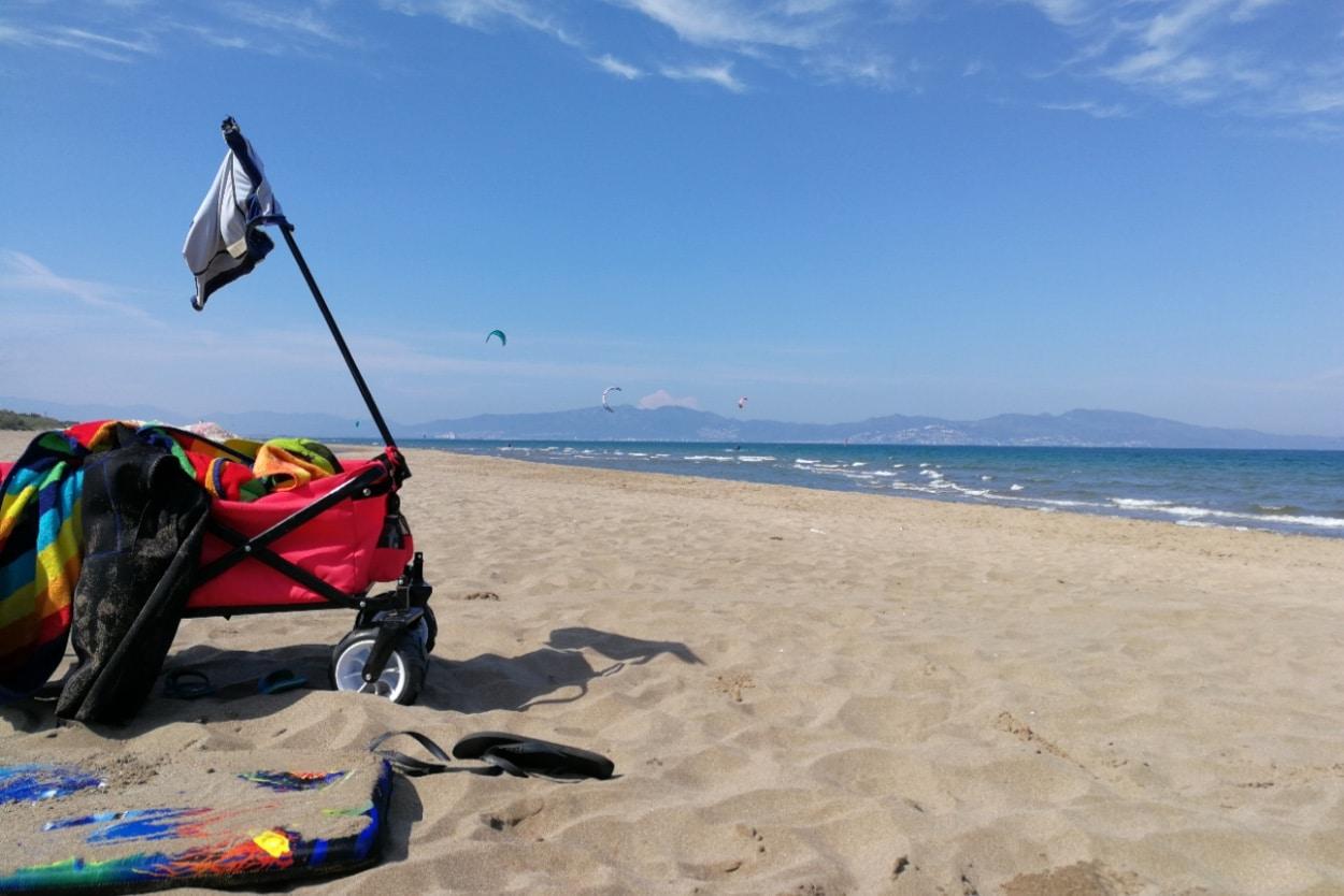 Camping Familien Spanien Ballena Alegre