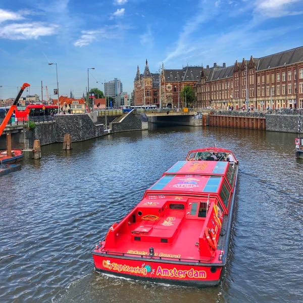 Grachtenrundfahrt Amsterdam Spartipps Anbieter